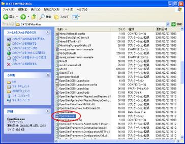 クリックで拡大ポップアップ Opensim_1
